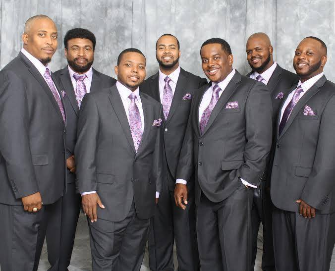 Michael Boykin And The Mighty Voices