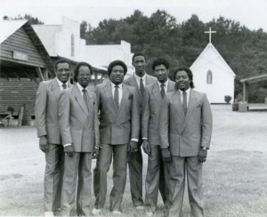 Willie Neal Johnson and The New Gospel Keynotes