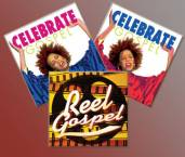 Celebrate Gospel and Reel Gospel DVD Set