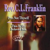 Fret Not Thyself – This Is My Beloved Son