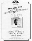 Magnify Him