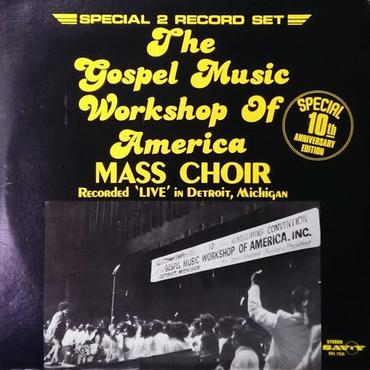 The Gospel Music Workshop Mass Choir