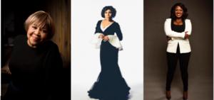 Mavis Staples, Melinda Doolittle, Deborah Joy Winans