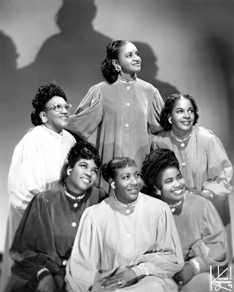 Clara Ward & The Famous Ward Singers