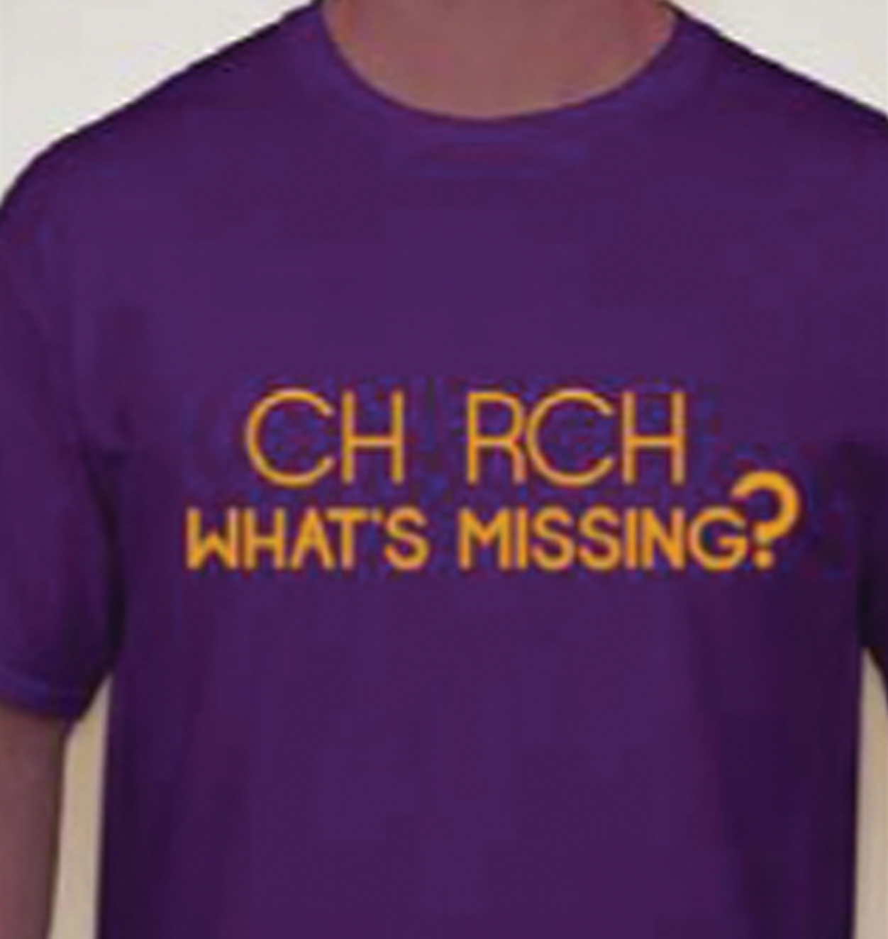 CH RCH Whats Missing? (Purple)