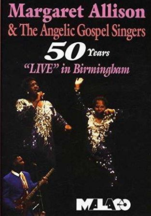 "Margaret Allison ""50 Years"" Live In Birmingham"