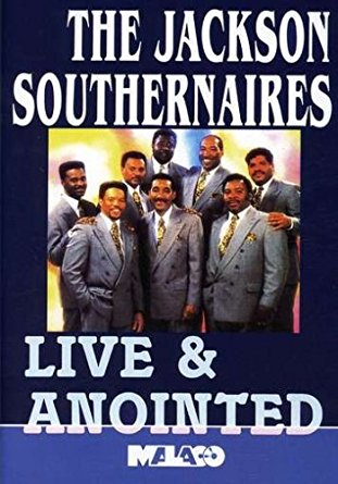 "The Jackson Southernaires ""Live & Anointed"""