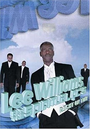 "Lee Williams ""Right On Time"""
