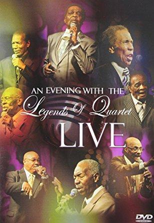 "An Evening With The Legends of Quartet ""Live"""