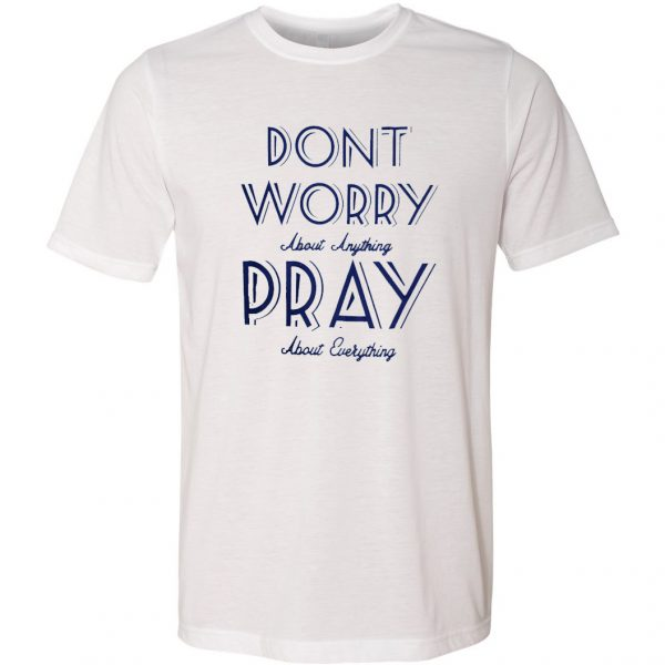 Dont Worry (White)