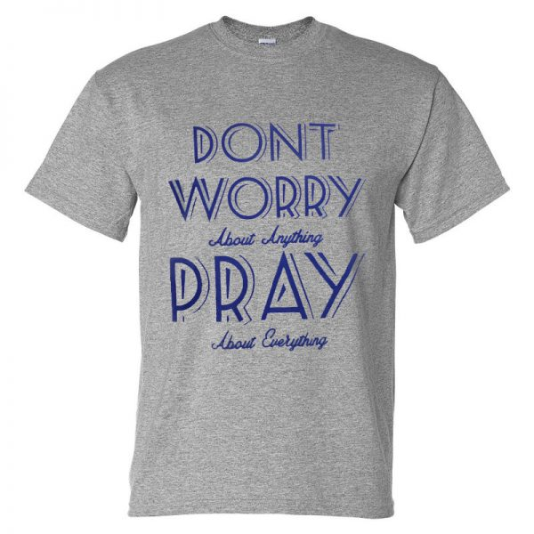 Dont Worry(Grey)