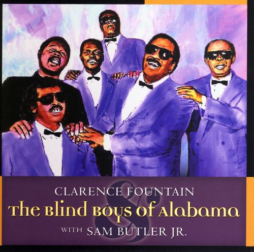 The 5 Blind Boys & Clarence Fountain