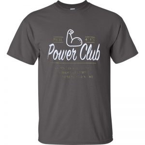 powerclub(grey)