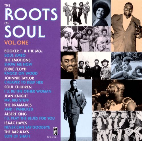 The Roots Of Soul Vol. 1