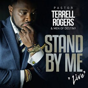 Terrell Rogers & Men... Stand LIVE cover