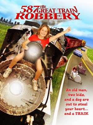 The 587 Great Train Robbery