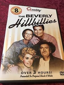 The Beverly Hillbillies: 8 Episodes