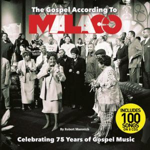 Malaco Gospel Book Dustcover