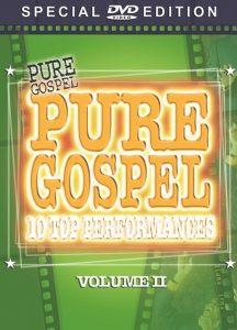Pure Gospel 10 Top Performances DVD